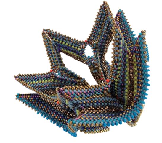 Art Nouveau Bangle, Kate McKinnon, CGB Vol II, 2013