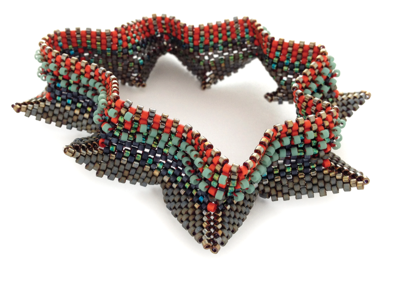 Week of the beads: Modern bead creations