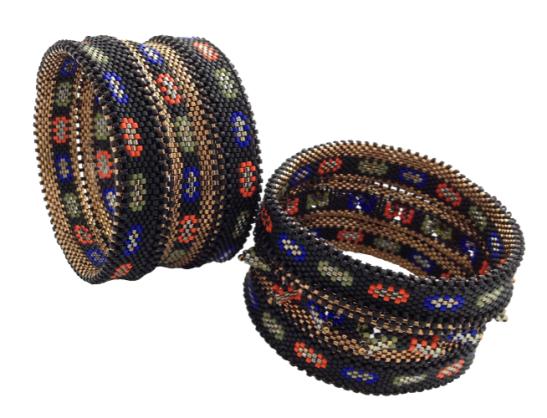 Rayo Boursier layered cuffs web