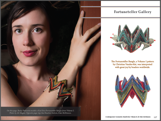 Fortuneteller Gallery lead page CGB Volume II