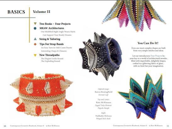 CGB Basics Header, Volume II, Kate McKinnon 2014