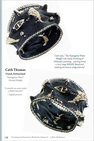 Cath Thomas Kanagawa Bangle Vol II CGB