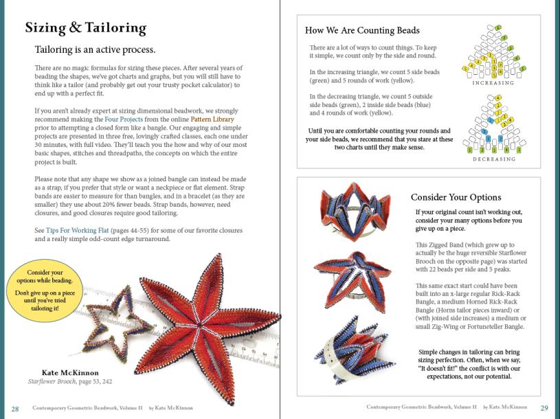 Sizing and Tailoring intro, CGB Vol II, Kate McKinnon 2014
