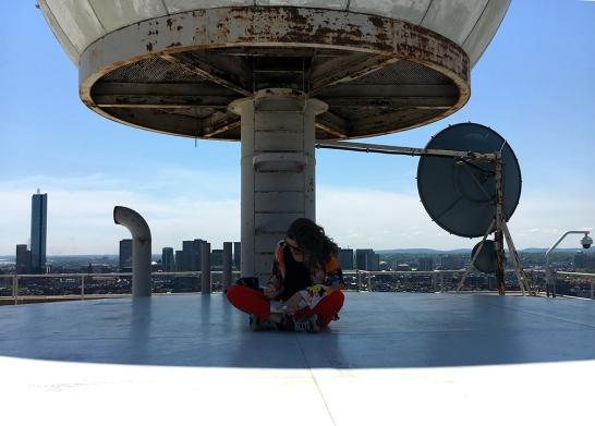 Kate McKinnon SkyOffice Green Building MIT
