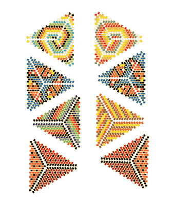 kaleidocycle jellyfish flat pack 1.png