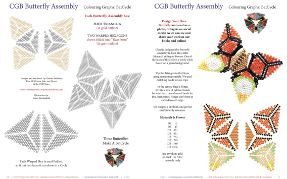 Butterfly Assembly Spread