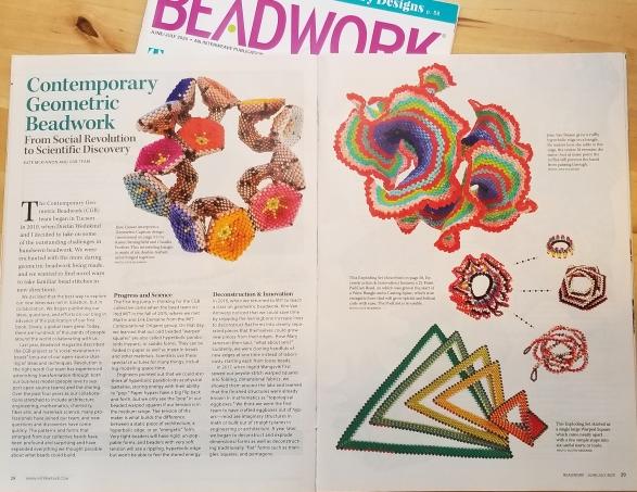 Beadwork July 2020