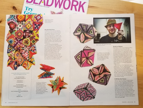 Beadwork Spread 2